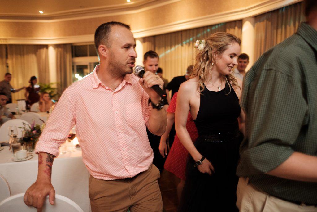 Ryan Da Silva Wedding Dancing